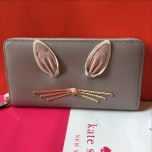 Kate Spade Rabbit Wallet